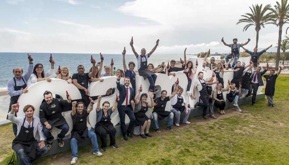 Una cinquantena d'establiments cambrilencs participen en la quarta 'La Mar de Tapes'
