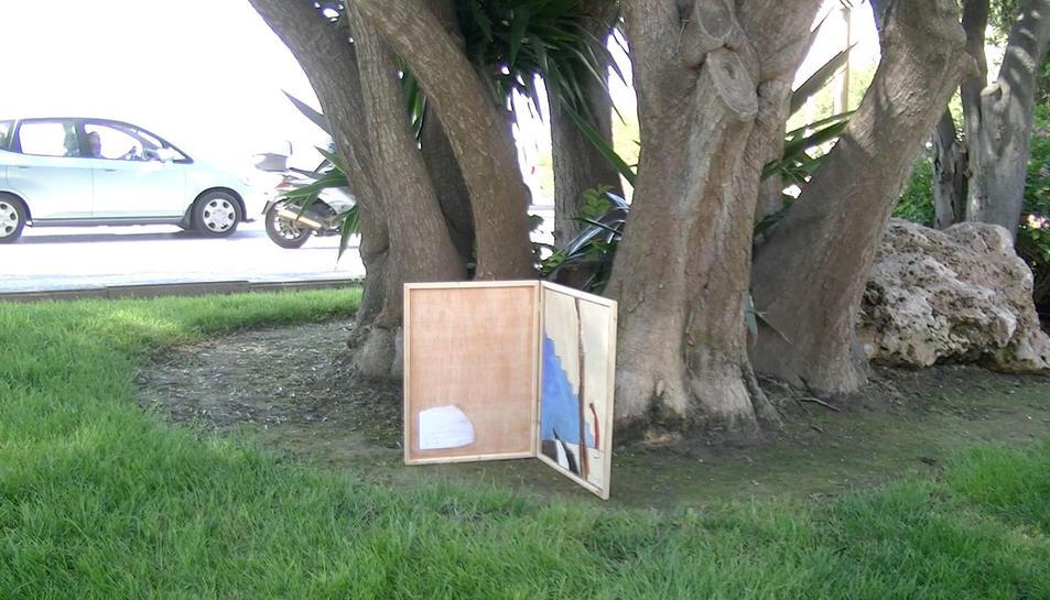 Josep Maria Rosselló recrea a Tarragona la proposta de 'l'objecte trobat'