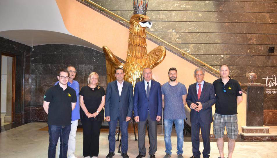 Repsol renova l'acord de col·laboració amb la Festa Major de Reus