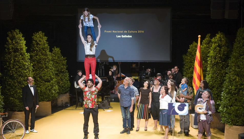El Metropol es converteix en seu nacional de la cultura
