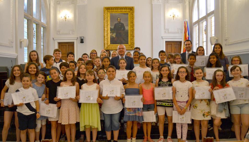 Las propuestas del Consejo de Niños para «Reus, Capital de la Cultura Catalana 2017»