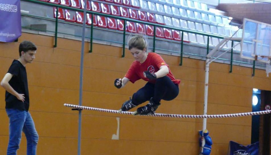 4 clubs catalans participen als 2ns Campionats de Catalunya de Freestyle al Pavelló del Nàstic