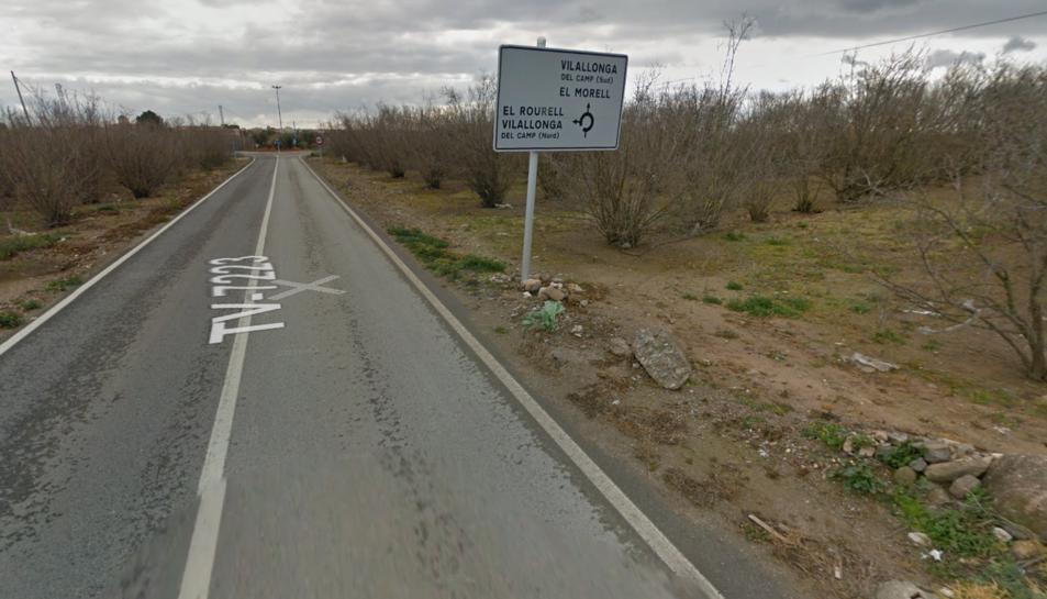 Mor un motorista de 49 anys en un xoc frontal amb un turisme a Vilallonga del Camp