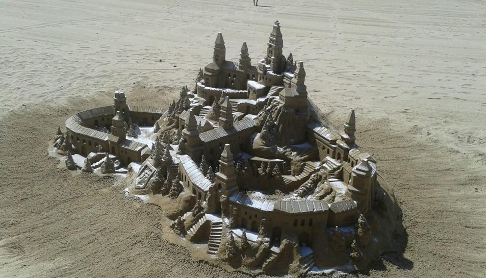 Art urbà per les platges de Cambrils