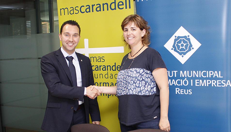 Acord entre l'Associació de càmpings i el Mas Carandell