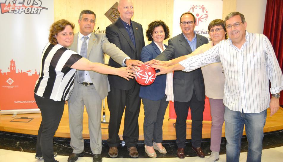 Reus torna a ser la capital dels jocs Special Olympics