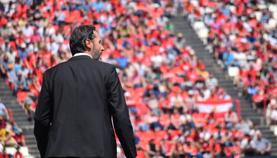 Vicente Moreno té clar que sí que es pot