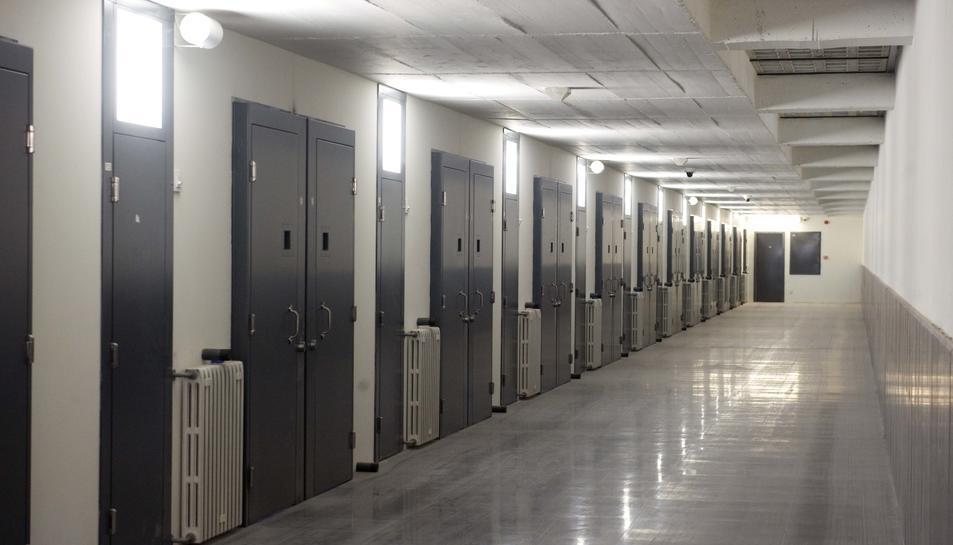 Traslladen vuit presos de Mas d'Enric a altres centres per l'incident de divendres