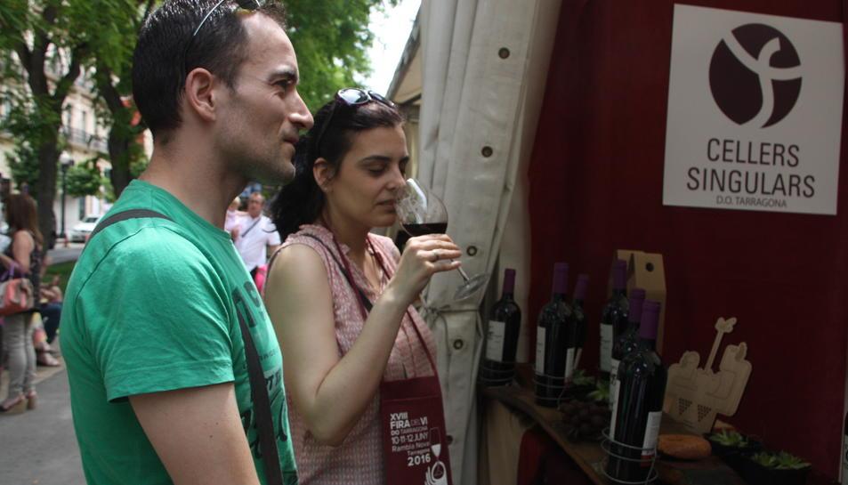 L'enoturisme, protagonista de la XVIII edició de la Fira del Vi de Tarragona