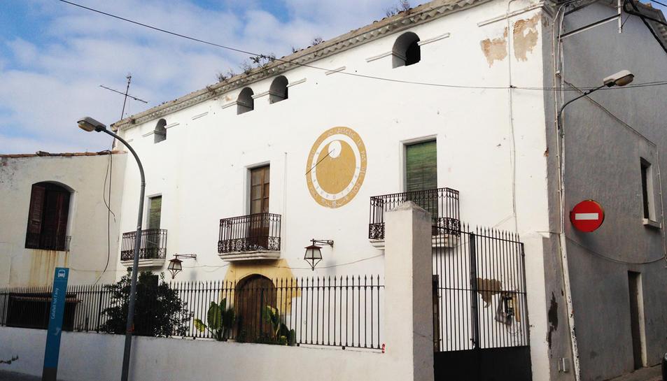 L'edifici de Cal Rion