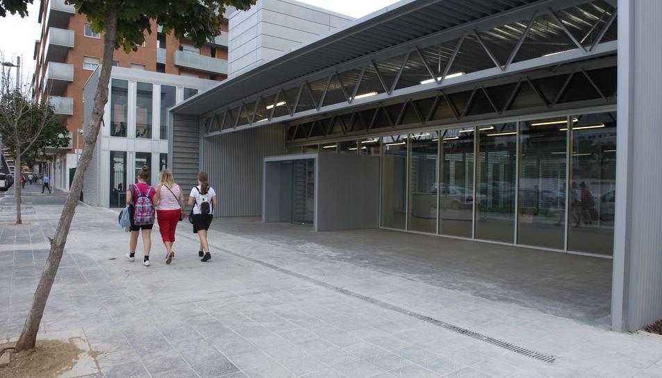 Els fets van tenir lloc a la comissaria de la Guàrdia Urbana de Tarragona.