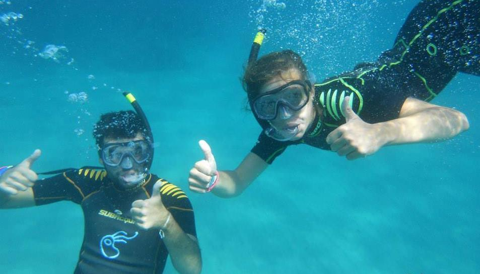 L'Ametlla intentarà fer el rècord Guinness de més gent fent snorkel alhora