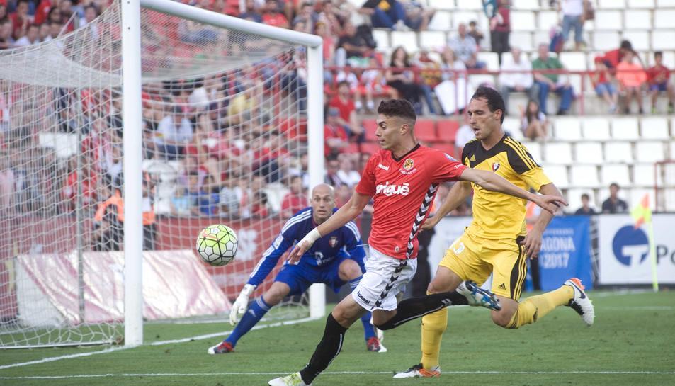 El futbol anglès s'interessa en la contractació del davanter José Naranjo
