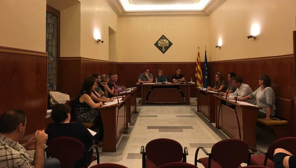 El socialista Josep Masdeu, nou alcalde de la Selva