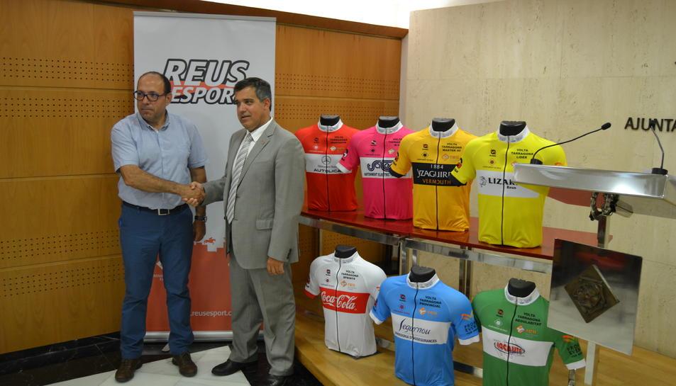 Més d'un centenar de ciclistes participaran a la 54ª Volta ciclista de la província de Tarragona