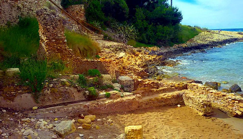 S'inicia el procés de museïtzació de les restes romanes de Termes de Mar