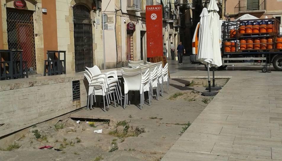 L'Arqueològica denuncia el maltractament envers el patrimoni tarragoní