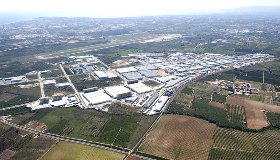 Una empresa de logística suïssa s'instal·la a Constantí per treballar per Amazon