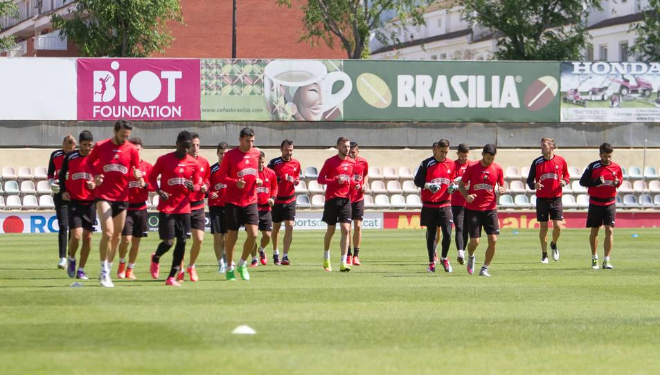 El CF Reus farà lluny del seu Estadi la posada a punt per al debut a Segona