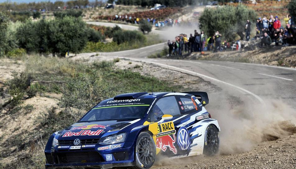 Més quilòmetres de cursa a la nova edició del Rally RACC Costa Daurada