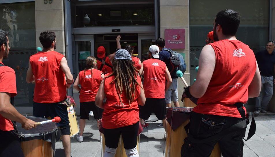 Oppida presenta la proposta de reconversió de la Tabacalera al serveis municipals