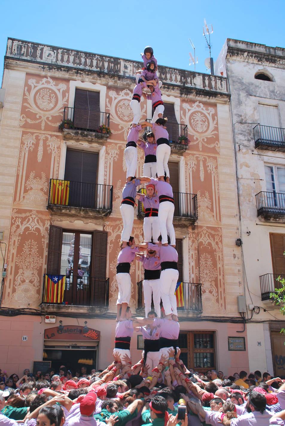 3de8 de la Jove de Tarragona a Vilanova.