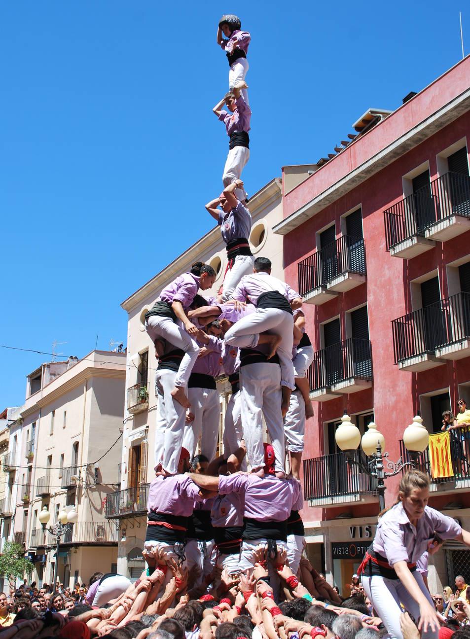 4de8a de la Jove de Tarragona a Vilanova.