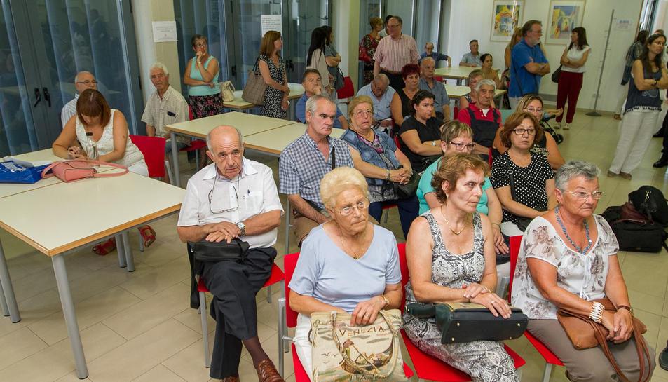 El voluntariat a la gent gran només és fer acompanyament unes hores al dia.
