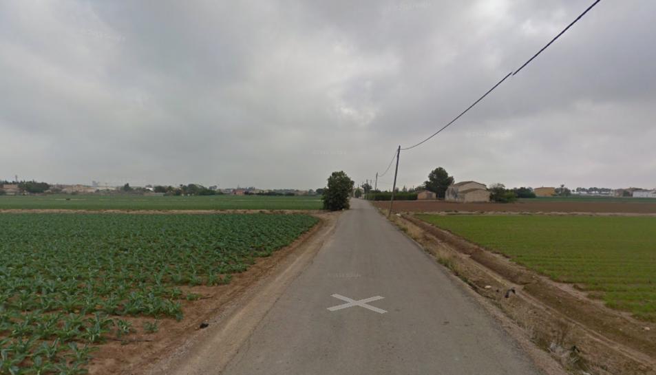 Mor el conductor d'una furgoneta en un xoc frontal a l'Aldea