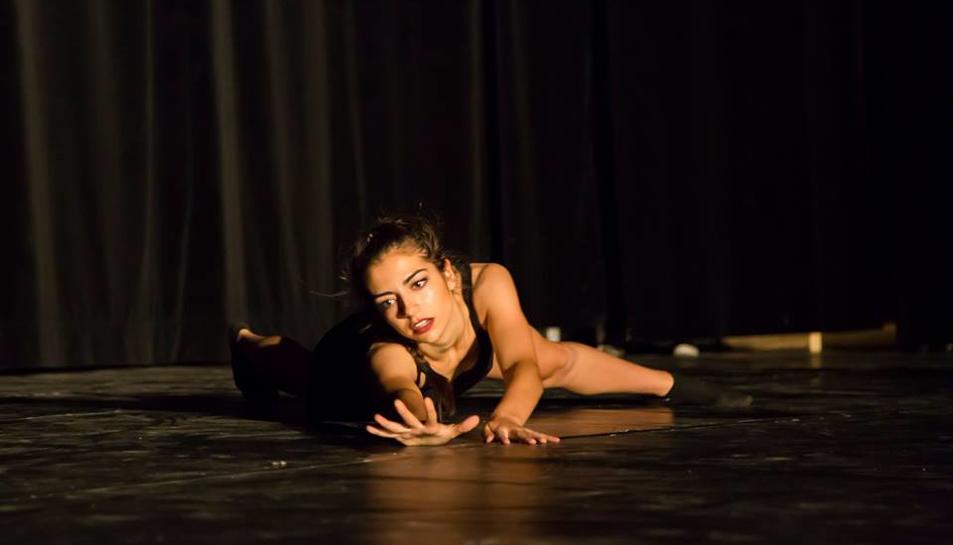 Imatge d'arxiu de la ballarina vallenca Judit Entrena.
