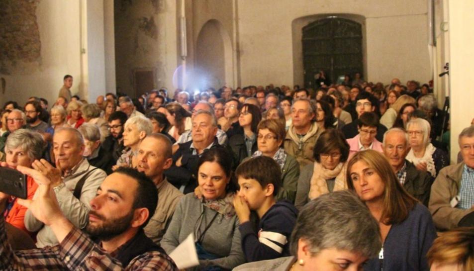 L'escolania de Montserrat obre les Nits a la Brufaganya