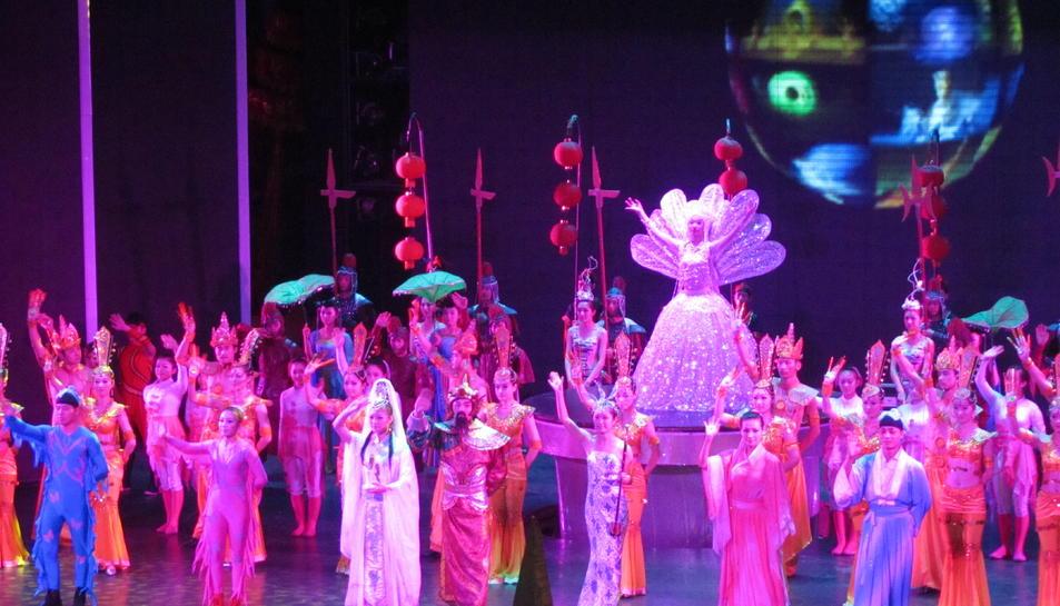 Una imatge d'arxiu del Shanghai Circus World