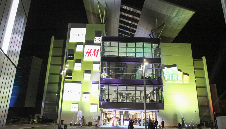 La Fira Centre Comercial canviarà de mans amb l'absorció de Metrovacesa