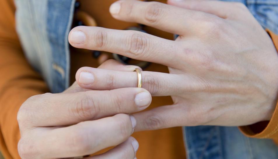 Els divorcis consensuats són majoritaris.