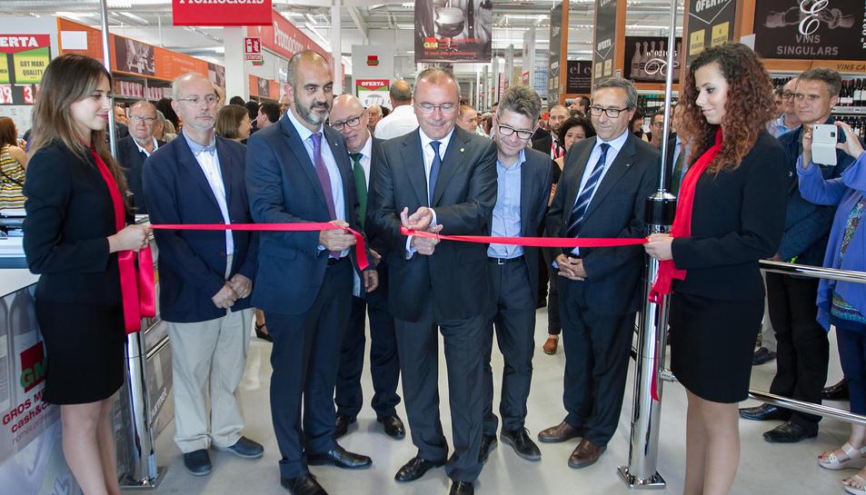 Gros Mercat obre un centre a Reus amb una inversió de 2,5 milions d'euros