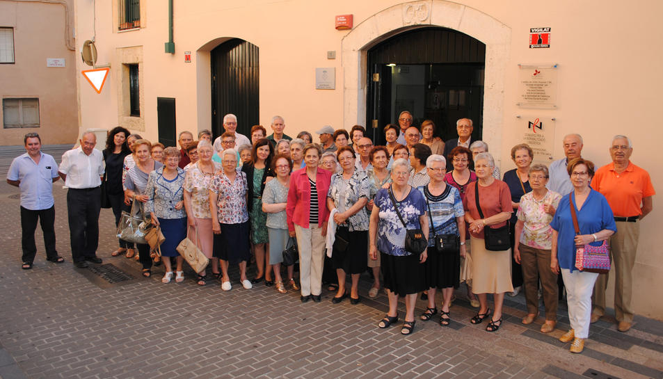 Vila-seca clou el curs de l'Aula d'Extensió Universitària de la Gent Gran