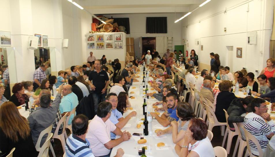Un dels actes celebrats durant a celebració al llarg del cap de setmana passat.