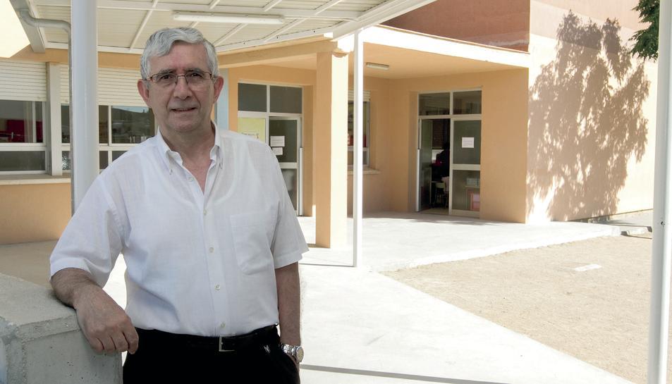 El pròxim 2 de setembre es jubilarà després de 27 anys en el càrrec de Director de l'escola.