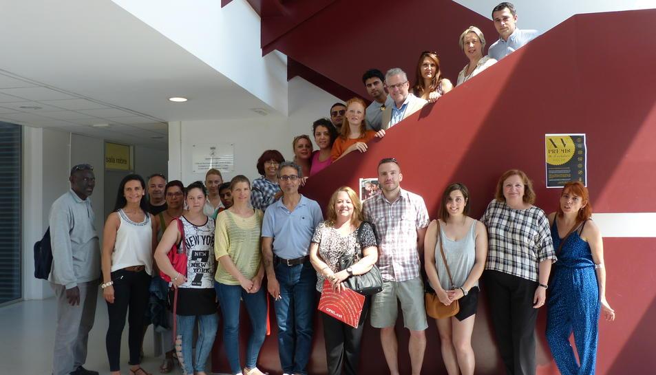 Més de 280 persones han passat aquest any acadèmic pel Servei Local de Català de Salou