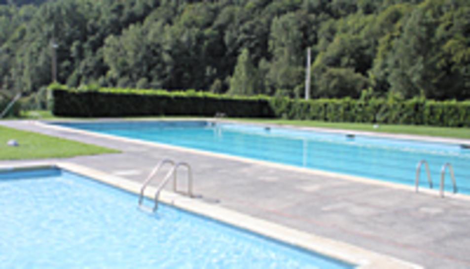 Els fets han tingut lloc a la piscina municipal de Villallonga del Camp.