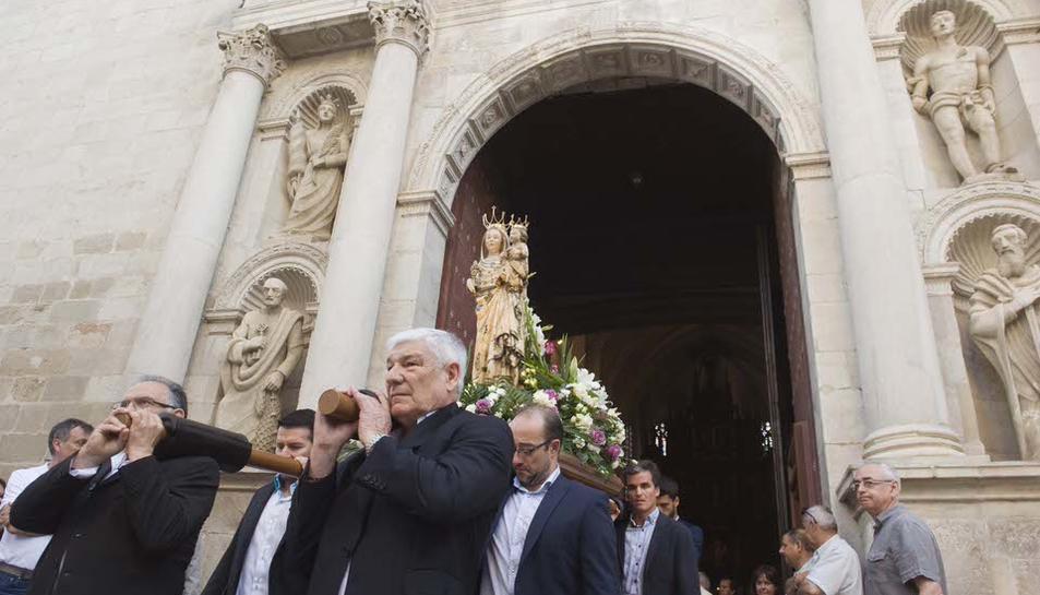 650 años de la imagen de la Mare de Déu del Lledó de Valls