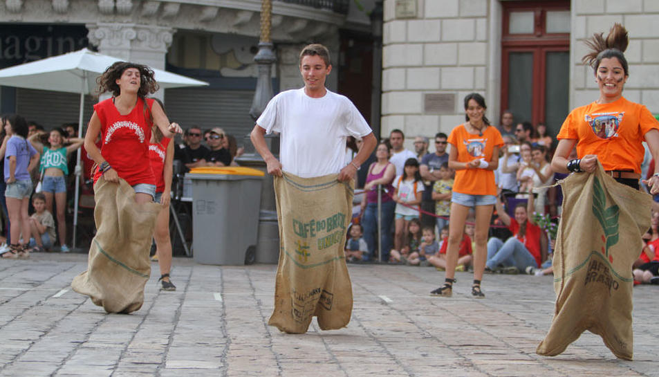 Actividades de la Festa Major de Sant Pere