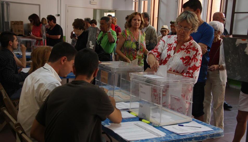 La participació cau un afkljdslfjldksajf a Espanya i un dasfkjdsalfjldas a Catalunya