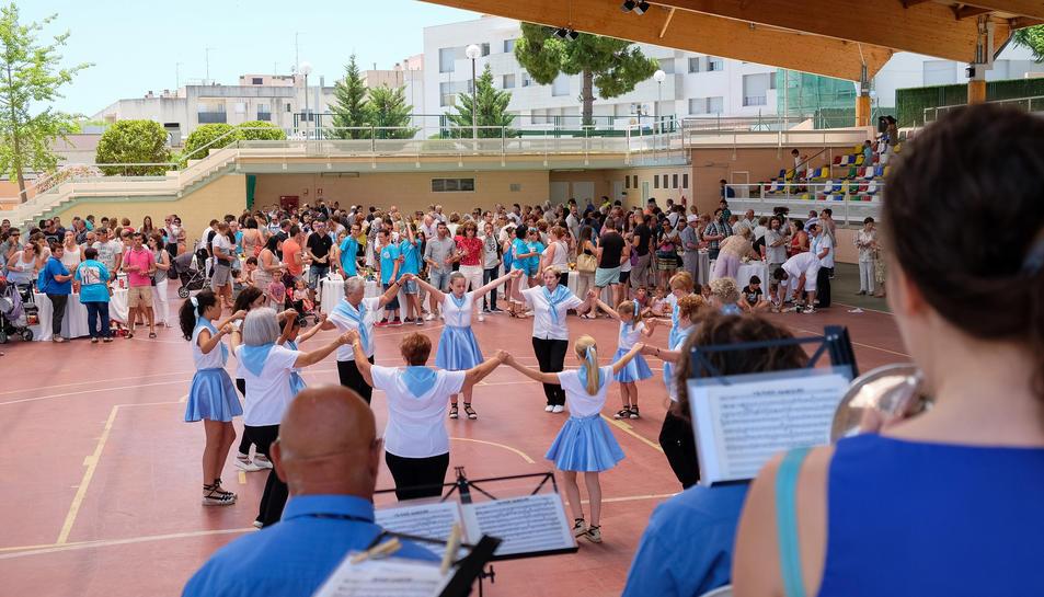 La Pobla es prepara per iniciar les Festes d'Estiu després de la Festa Major de Sant Joan