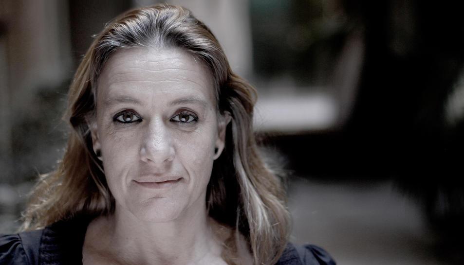 L'actriu Jordina Biosca.