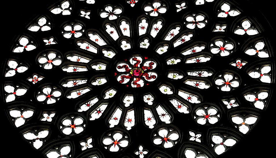 Els vitralls de Tarragona seran inventariats pel Departament de Cultura i l'Institut d'Estudis Catalans