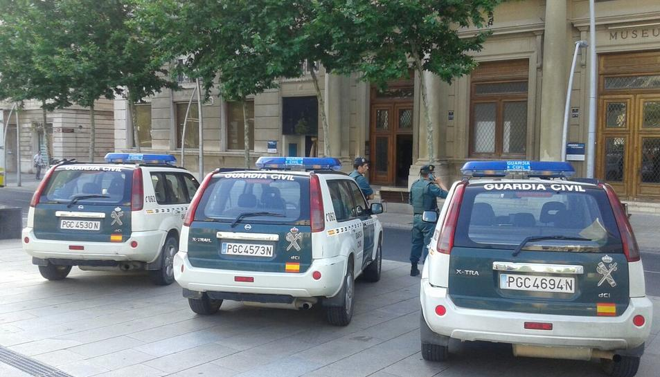 Almenys vuit detinguts en una operació contra la màfia russa
