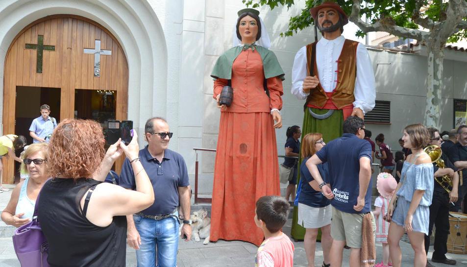 Fiesta Mayor de Sant Pere de Cambrils
