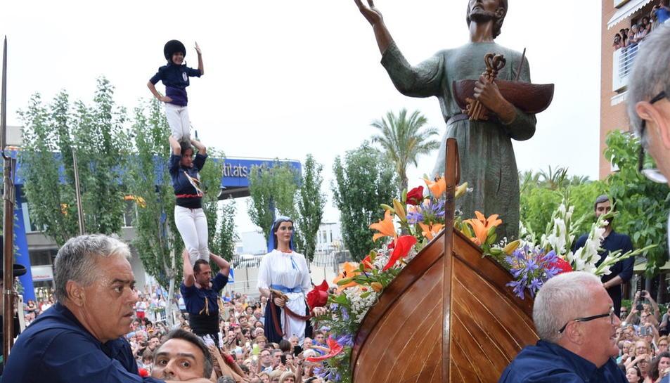 Processó de Sant Pere al Serrallo