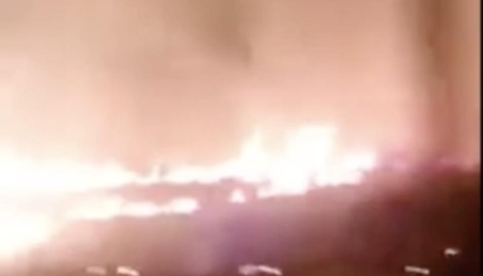 Encara es desconeixen les causes de l'incendi.